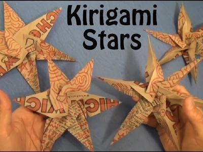 Kirigami Which Wich Star