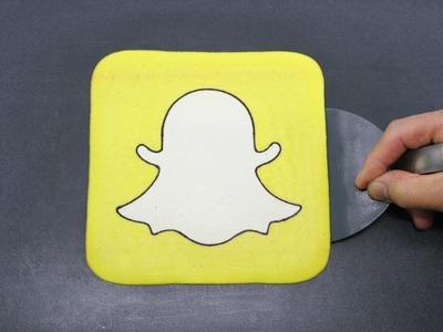 Making Snapchat PANCAKE