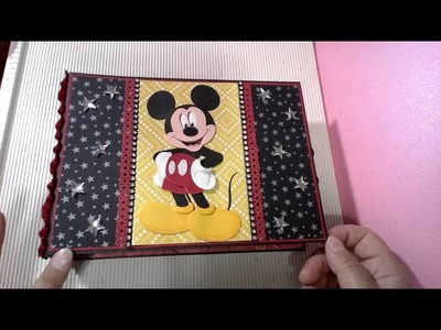 Mickey Mini Album