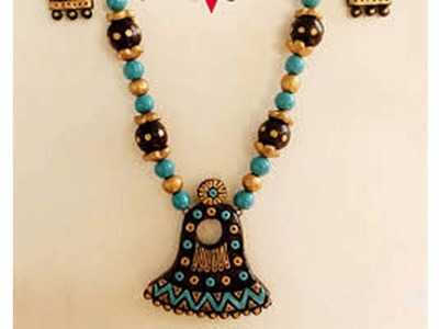Natural Clay Jewellery Designs