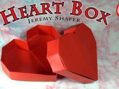 Origami Heart Box (no music)