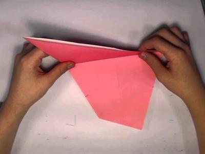 Origami pegasus by  robert lang Part 1