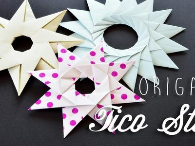 Origami Tico Star