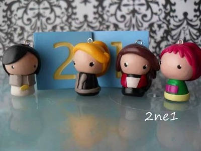 Polymer Clay Chibis