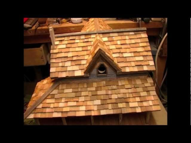The Making of a Birdhouse