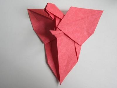 TUTORIAL - Origami Angel I (Creator: the late Mr Neal Elias)