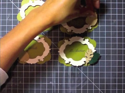 Watch Me Wednesday   Thanksgiving Place Cards