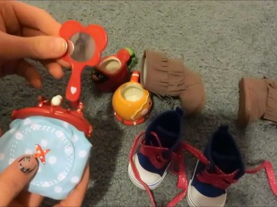 What I got for Christmas 2013 ~ Must Watch! American Girl items