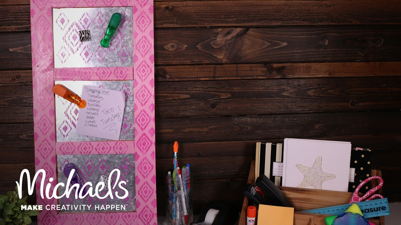 DIY Boho Wall Decor | Michaels