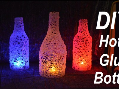 DIY Hot Glue Bottle | Hot Glue Ideas