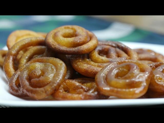 DIY Upawas ki Mawa Jalebi - Upawas Recipes - Seema's Smart Kitchen