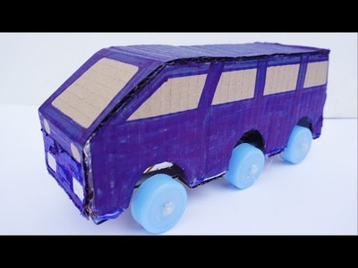 How To Make Electric Tourism Car DIY At Home - Life Hack Toy Car Very Easy