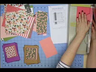 Kristie Marcotte's 6x6 Paper Pad Tutorial Series - Part Two