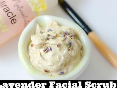 Making Lavender Face Scrub (DIY Saturday) Facial Scrub DIY
