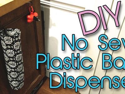 Plastic Bag Dispenser | No Sew! | DIY |  Creation in Between