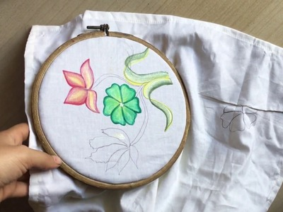 3-easy fabric painting,how to do fabric ppainting