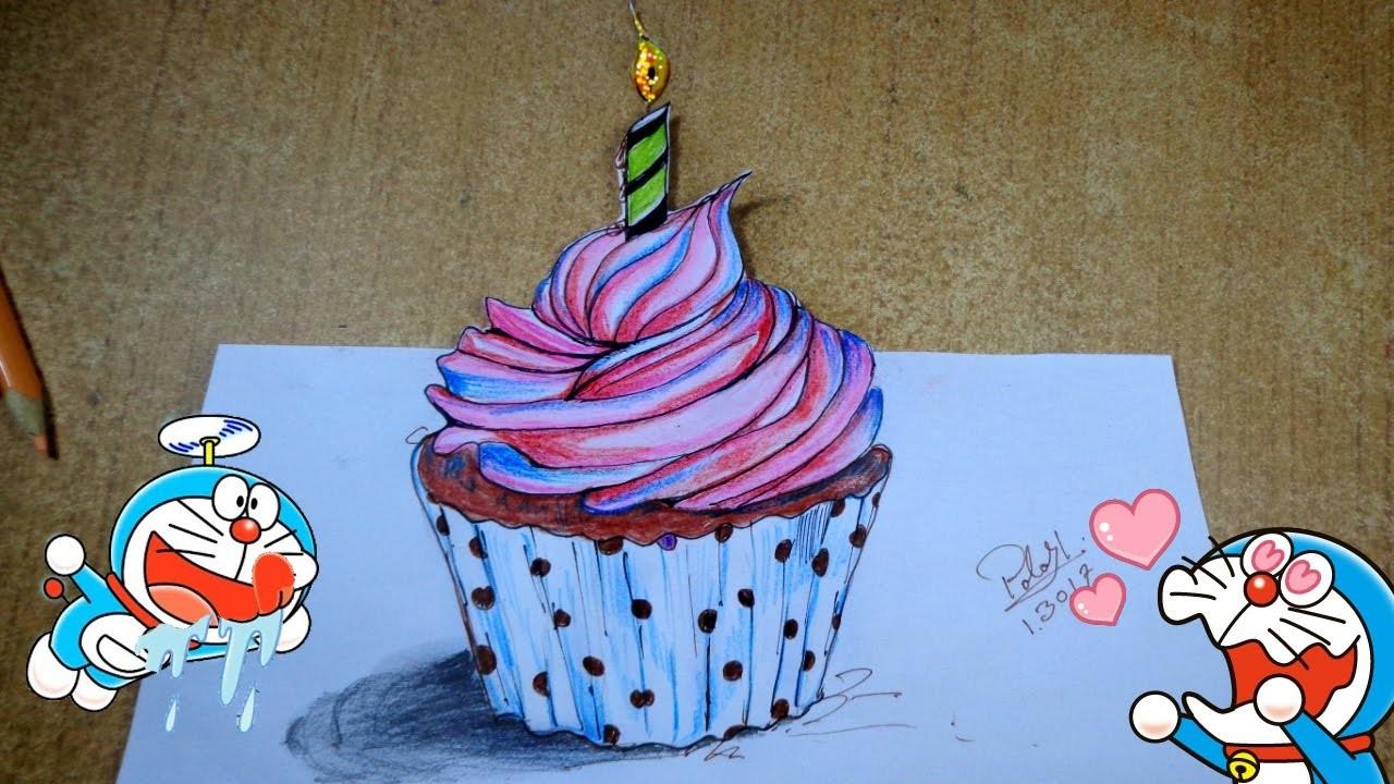 Birthday Cake Easy Drawing Best Happy Birthday Wishes