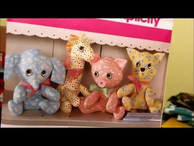 HOW TO MAKE A STUFFED ANIMAL FOR BEGINNERS
