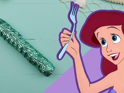 Little Mermaid DIY Kaleidoscope | Disney Family