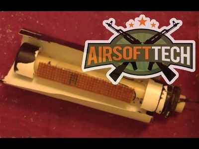 Part 2: Tracer Unit - Suppressor style. (DIY Step by Step)