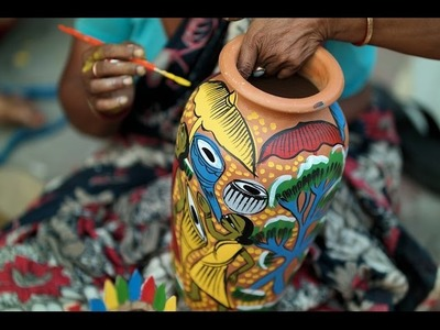 Art & Craft of West Bengal which will Amaze you