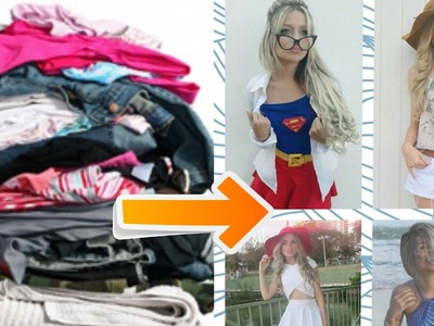 DIY 20 Clothing Life Hacks Will Save Your Old Clothes and Money