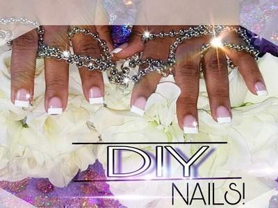 DIY || NAILS || FRENCH TIPS || EASY & FAST