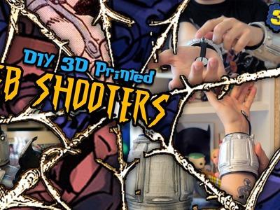 DIY Spider-Man Web Shooters ????️ 3D Printed Prop ????️ 3DiY