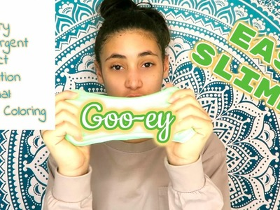 How to Make Slime   Gooey Slime   #slime   In Mad's World