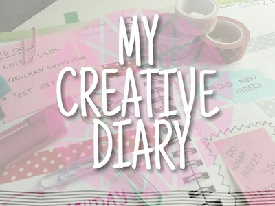 My Diary DIY