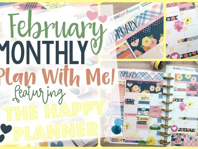 NEW Happy Planner 18 Month Faith Planner 2019, Spring 2019
