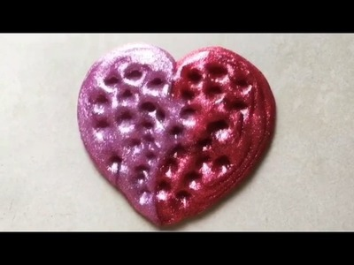 Slime ASMR - Valentine's Day Edition 2