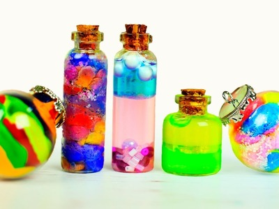 7 DIY Magic Bottle Charms Ideas