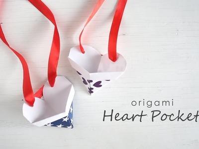 DIY: Heart Pocket
