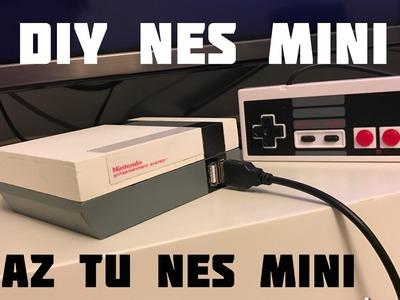 DIY NES Mini (Raspberry pi & retropie) Haz tu NES Mini