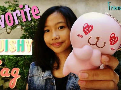 Favorite Squishy Tag! Ft Friendship DIY [RE-MAKE] || KL12