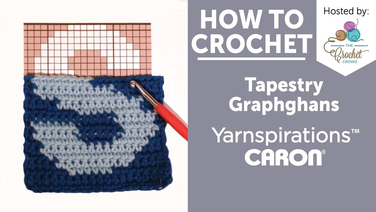 How to Crochet: Tapestry Graphghans