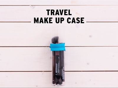How To: DIY Make-Up Brush Case - The Body Shop