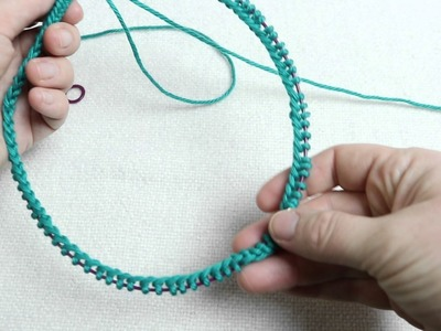 How to Join to Knit in the Round on Circular Needles