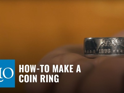 How to Make A Coin Ring with Jason's Works Tools