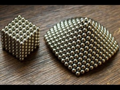 How To Make a Cube With Buckyballs| HD Tutorial | MrTechy