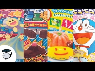 JAPANESE DIY CANDY KIT MARATHON #23
