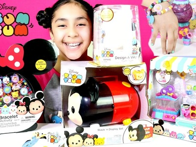 Tsum Tsum Toy Collection Tsum Tsum DIY'S| B2cutecupcakes