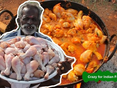 Chicken Recipe That Americans Don't Know How To Cook | 100 Chicken!