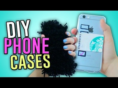 DIY Phone Cases You NEED To Try!!. Jill Cimorelli