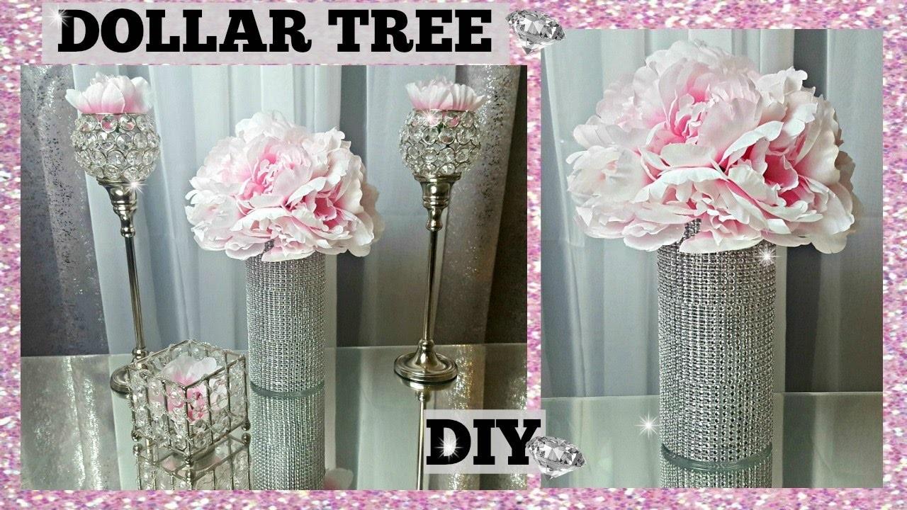 Fake Flower Arrangements Diy Vase