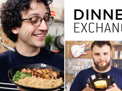 How Food Founded a Friendship | Dinner Exchange