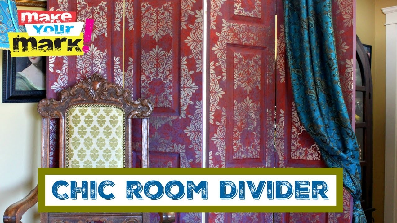 How to chic room divider for Room decor ulhasnagar