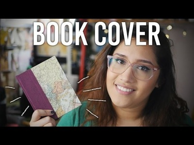 How to do Bookmaking - Book Cover : DIY
