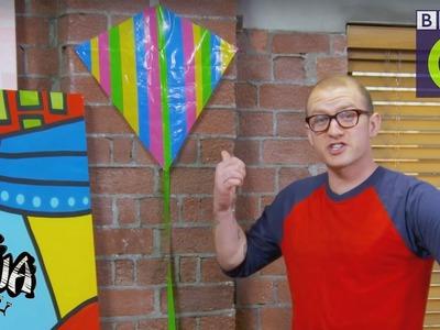 How To Make A Kite | CBBC
